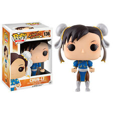 Funko POP ! CHUN-LI Street Fighter - 9cm N°136