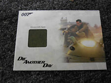 James Bond Archives 2014 Edition - Hovercraft Seat Prop Relic # 005/500 JBR37