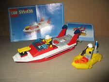 Lego - Feuerwehr Löschboot Nr. 6429 mit BA
