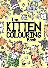 The Kitten Colouring Book (Buster Activity), , New Book