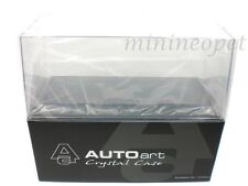 AUTOart 90002 CRYSTAL CLEAR DISPLAY CASE FOR 1/18 DIECAST MODEL CAR