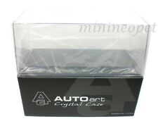 AUTOart 90003 CRYSTAL CLEAR DISPLAY CASE FOR 1/18 DIECAST MODEL CAR