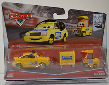 Disney/Pixar Cars Collector Die-Cast Vehicle 2-Pack Chief RPM  Petrol Pulaski