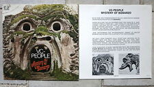 VC-PEOPLE – Mystery Of Bomarzo  LP  Jupiter Records ‎– 6.24647 AP + Beiblatt