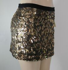 NEW AUTHENTIC WOMENS GUESS BY MARCIANO HANNELI MINISKIRT SZ 6