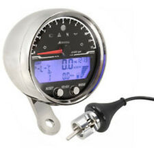 Acewell 4553 Digital Speedo With Tacho & Gearbox Speed Sensor