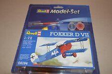 Revell 1:72 - Model Set Fokker D VII