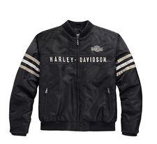 """Harley-Davidson H-D Bomberjacke """"HERITAGE"""" Textil Gr. XL *98552-15VM/002L*"""