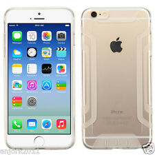 For iPhone 6 / 6s Ultra Slim Soft Candy Grip Cover TPU Gel Case Clear