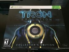 Tron: Evolution Collector's Edition (Microsoft Xbox 360 2010) Brand New Sealed
