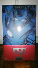 Hot Toys Iron Man Patriot Diecast Figure 1/6 New BIB Mint MMS195D01