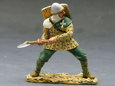 King and (&) Country MK020 - Man-at-arms Fighting w/Axe - Retired