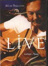Rich Mullins Live DVD:Lufkin Concert