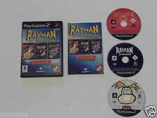 RAYMAN 10TH ANNIVERSARY for PLAYSTATION 2 'VERY RARE & HARD TO FIND'