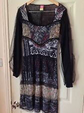 Save The Queen dress size M 12 14 gorgeous design authentic
