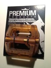 Root Beer Brown Premium HARO SLIM PC Pedal Body's Street freestyle bmx