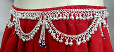 New Kuchi tribal Ethnic Belt Belly Dance Hip Scarf Statement Rabari Banjara ATS