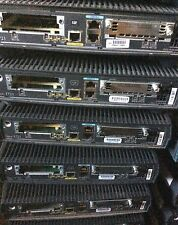 Cisco 1721 CISCO1721 1700 Series Router  No Power Supply Lot of 10