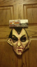 New Adult Latex Ghoulish Vampire Mask VERY UGY and Very Scary