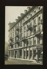 Switzerland ZURICH Hotel Stadthof  Post 1936 RP PPC
