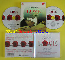 CD GREATEST LOVE OF ALL compilation 2005 BARRY WHITE BRISTOL RAY PARKER JR (C3)
