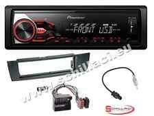 Autoradio Pioneer USB  + Kit montaggio per BMW Serie 1