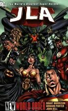 JLA: New World Order (Book 1) (TP) Morrison, Grant