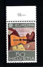 """SWITZERLAND - SVIZZERA - 1975 - Propaganda - Europa. """"Natura morta"""""""