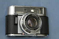 Voigtlander Vitomatic IIIb – Very Rare f2 ULTRON Model - Near Mint