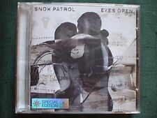 Snow Patrol - Eyes Open CD.You're All I Have,Chasing Cars + Bonus Tracks.VGC.