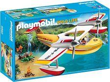 Playmobil 5560 Wild Life-Hidroavión de extinción de incendios -New and sealed