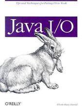 Java IO (O'Reilly Java)
