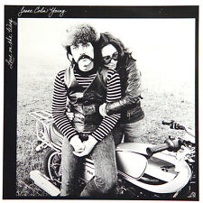 JESSE COLIN YOUNG Love On The Wing US Press Warner BS 3033 1977 LP