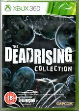 Dead rising collection 1, 2 & off the record & more! * XBOX 360 *