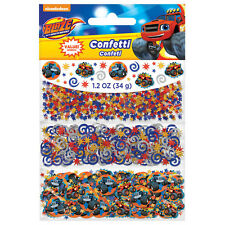Blaze and the Monster Machines Birthday Party Table Decoration Sprinkle Confetti