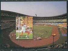 St Vincent - Very Nice MNH Souvenir Sheet  Sports Seoul 1988