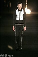 Dior Homme AW06 These Grey Days Hedi Slimane Geometric Gentlemen Trousers pants