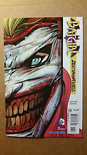 Batgirl #13 new 52 1st Print Joker Die Cut Batman NM