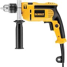 "DEWALT DWE5010R 1/2"" 7.0 Amp Single Speed Electric Corded Hammer Drill"
