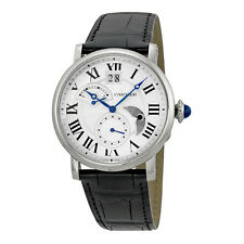 Cartier Rotonde Automatic Silver Dial Mens Watch W1556368