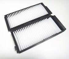 C15873 Premium Quality CABIN AIR FILTER set for 04 - 09 Mazda3 & 06 - 10 Mazda5