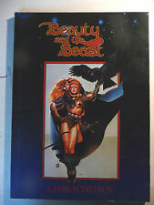 BEAUTY AND THE BEAST - CHRIS ACHILLEOS - PAPER TIGER 1979 - A11