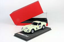 Ferrari 250 GTO 24h le mans 1962 lim.ed. 50 1/18  BBR1809V Made in Italy