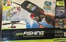 NEW APPfinity APP FISHING for ANDROID & APPLE DEVICES by SPINMASTER open box