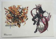 Anime Expo 2016  EXCLUSIVE Sticker Set  BRAVE FRONTIER & PHANTOM OF THE KILL