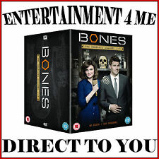 BONES -COMPLETE SERIES-SEASONS 1 2 3 4 5 6 7 & 8 *BRAND NEW DVD BOXSET**