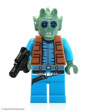 LEGO Star Wars MiniFigure - Greedo (with Belt)  Set 75052