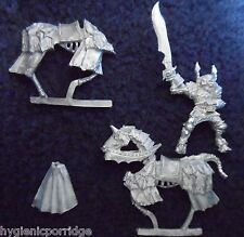 1998 Undead Mounted Vampire Lord Citadel Warhammer Army Counts Cavalry Knight GW