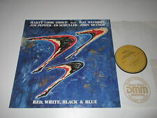 LP/MARTY COOK GROUP/RED WHITE BLACK & BLUE/WALDRON/PEPPER/SCHULLER/Enja 5067