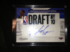 2010/11 Prestige Rookie Jordan Crawford Auto Patch 325/499